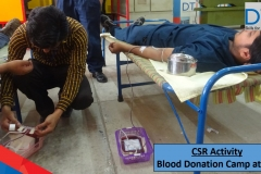 CSR Activity - Blood Donation - 06