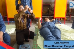 CSR Activity - Blood Donation - 09