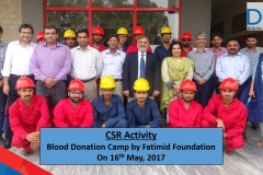 CSR Activity - Blood